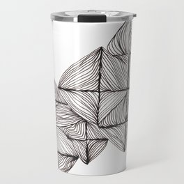 Lo-Fi White Travel Mug