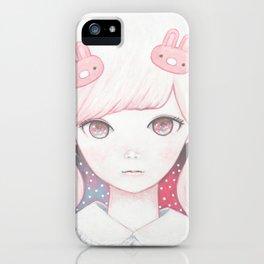 Usagi February iPhone Case