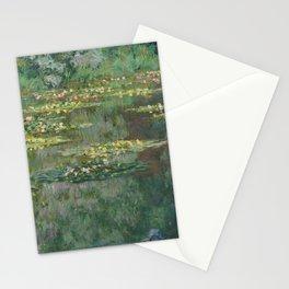Monet, Le Bassin des Nympheas, 1904 Stationery Cards