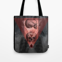 anatomy of existence Tote Bag