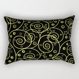Abstract pattern. Rectangular Pillow