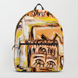 Avec et a Travers by Johnny Otto Backpack