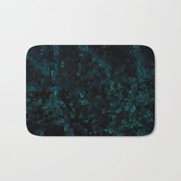 Stone Turquoise pattern Bath Mat