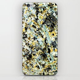 abstractions iPhone Skin