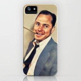Johnny Mercer, Music Legend iPhone Case