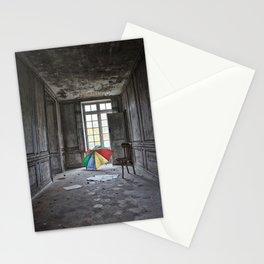 Umbrella - urbex Stationery Cards