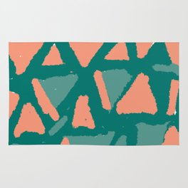 Love triangles reloaded Rug