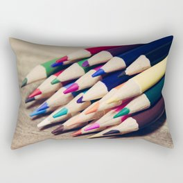 Colorful Life 2 Rectangular Pillow