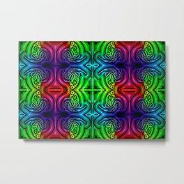 Colorandblack serie 139 Metal Print