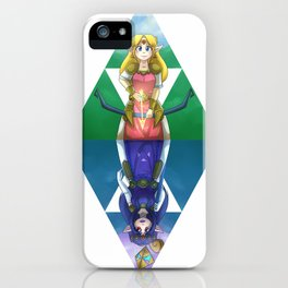Hyrule // Lorule iPhone Case