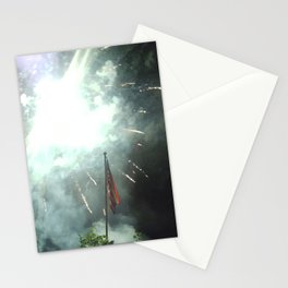 Star Spangled Banner Stationery Cards