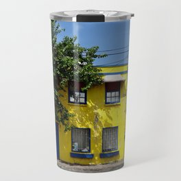 The Yellow House Travel Mug