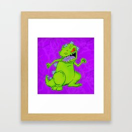reptar Framed Art Print
