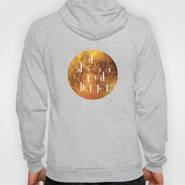 Oh She's A Goal Digger - Golden Hoody