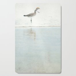 Reflecting Sandpiper Cutting Board