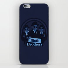 The Bluth Brothers iPhone & iPod Skin