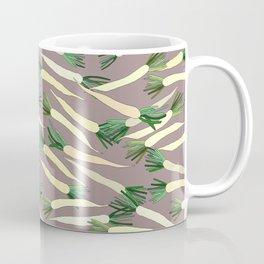 Daikon Radish Carrot Roots Coffee Mug