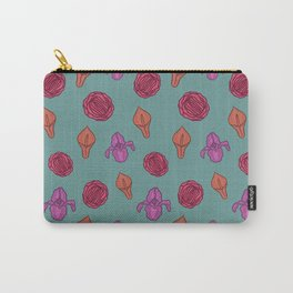 Vagina flowers Carry-All Pouch
