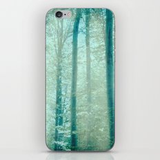 into the woods 15 iPhone & iPod Skin