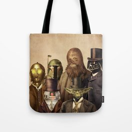 Victorian Wars Tote Bag
