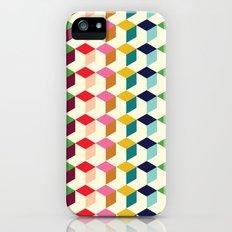 Cube iPhone (5, 5s) Slim Case