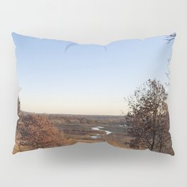 Pheasant Branch Creek and Conservancy Pillow Sham