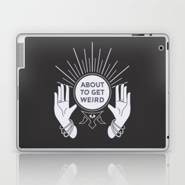 Weird Future Laptop & iPad Skin
