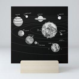 Galaxy Mini Art Print