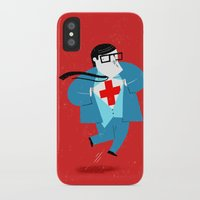 heroes of olympus iPhone & iPod Cases featuring Heroes by Simone Massoni
