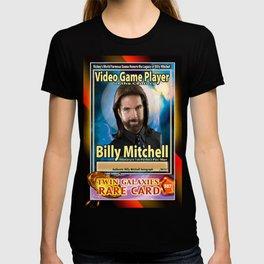 Billy Mitchell card (rare) T-shirt