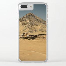 Huaca de la Luna, Peru Clear iPhone Case
