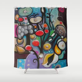 The Gift of Joy Shower Curtain