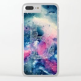 Galaxy B Clear iPhone Case