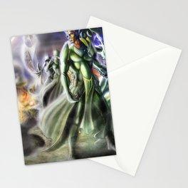 Golgalak Army Stationery Cards