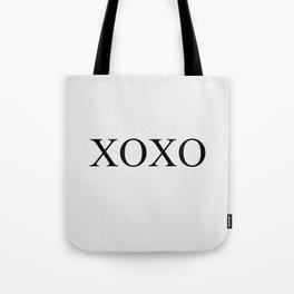 xoxo II Tote Bag