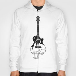 The intriguing sounds of nature Hoody
