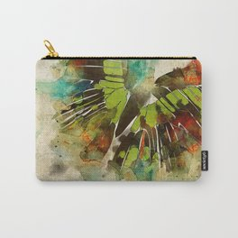 Butterfly Flight Carry-All Pouch