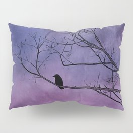 Sunday Crow Pillow Sham