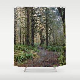 Rainforest Adventure II Shower Curtain