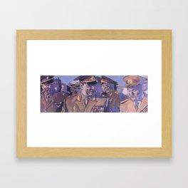 Soviets Framed Art Print