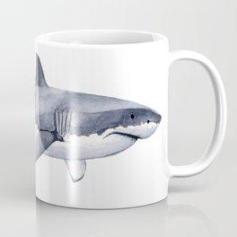 WHITE SHARK Coffee Mug
