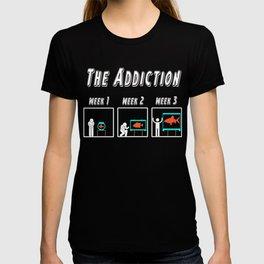 Aquaristic fan hobby aquarist t-shirt aquarium gift T-shirt