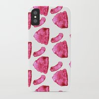 meat iPhone & iPod Cases featuring Meat by XiaBoiii