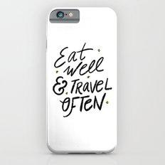 Goals iPhone 6s Slim Case