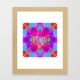 Briah-Lady Jasmine Framed Art Print