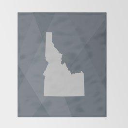 Idaho State Throw Blanket
