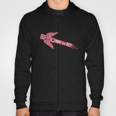 ride to fly Hoody