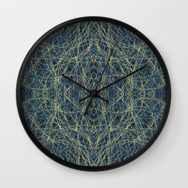 Hamingja Wall Clock