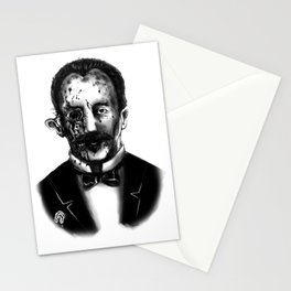 Zombie Marti Stationery Cards