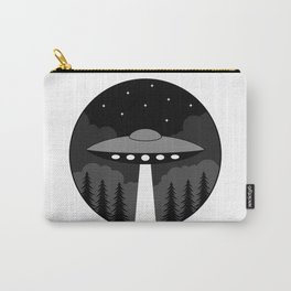 UFO Badge Carry-All Pouch